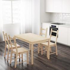 Masa IKEA lemn - Masa bucatarie