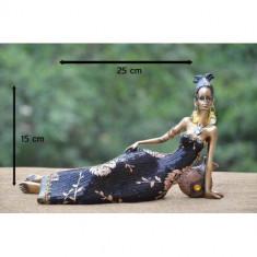 FEMEIE AFRICANA KL121022L - Bibelou