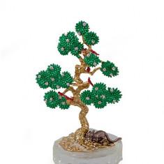 Copacul dorintelor cu 6 pasari si mangusta - Betisoare parfumate