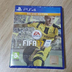 Fifa 2017 Deluxe Edition for playstation 4 - Jocuri PS4 Ea Sports