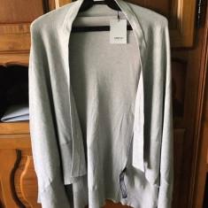 Cardigan Zara - Trench dama Zara, Marime: M, Culoare: Gri