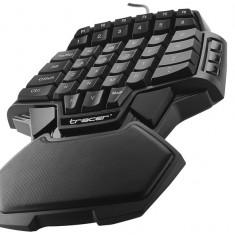 Tastatura Tracer TRAKLA42446 Gaming Avenger USB, neagra - Husa tableta cu tastatura