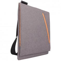 Canyon CNE-CTM10S5BG geanta messenger pentru tablete, Gri - Husa Tableta