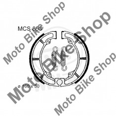 MBS Saboti frana + arcuri TRW Kawasaki GPZ 500 S 1987-1993, Cod Produs: 7860273MA - Saboti frana Moto