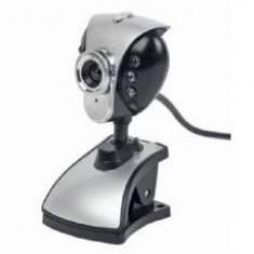 Camera web Gembird CAM0360U-1, 640 x 480, microfon - Webcam