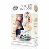 RIO Kit de tatuaje Rio GLITTER TATTOOS TAGL