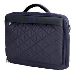 SUMDEX Passage PON-321, Geanta laptop, 15.6 inch, albastra