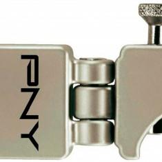 PNY Memorie USB Micro Hook Attache Metal, 64 GB, USB 2.0 - Stick USB
