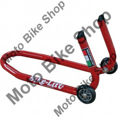 MBS Stender universal fata motociclete, BikeLift, Cod Produs: 41010240PE - Elevator motociclete