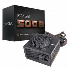 Sursa EVGA Bronze, 500W, 80+ Bronze, ventilator 120 mm - Sursa PC