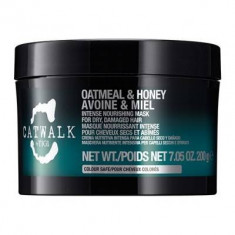 Tigi Catwalk Oatmeal & Honey 200ml - Sampon