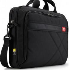 Case Logic Geanta notebook Case Logic DLC115, 15.6 inch, compartiment tableta - Geanta laptop