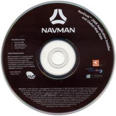 DVD instalare GPS - Navman S series (2008) Backup DVD - Software GPS