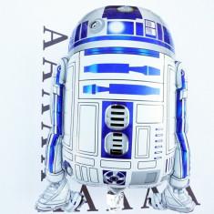 Balon folie 2 fete robot Star Wars Globos R2-D2 - Baloane copii Altele