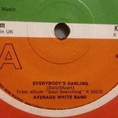 AVERAGE WHITE BAND - EVERYBODY'S..(1976/ATLANTIC/UK) - VINIL/
