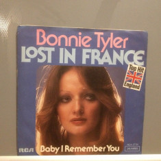 BONNIE TYLER - LOST IN FRANCE(1976/RCA REC/GERMANY) - VINIL/