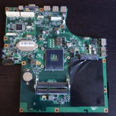 Placa de baza laptop MSI CR620 rPGA 989 nu porneste, G2, DDR 3
