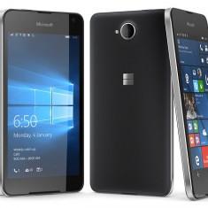 Microsoft Lumia 650 LTE 4G -SUPER OFERTA - GARANTIE, Telefon Nou, DEBLOCAT - Telefon Microsoft, Negru, 16GB, Neblocat, Dual-core, 1 GB