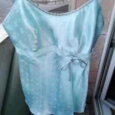 Pijama dama etam marime 34 - Pijamale dama England, Culoare: Aqua
