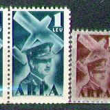 1931 Romania A.R.P.A. serie neuzata cu guma, fara sarniera
