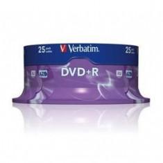 DVD+R VERBATIM INKJET PRINTABILE 4, 7GB 16X