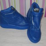Ghete Nike Albastre - Adidasi barbati