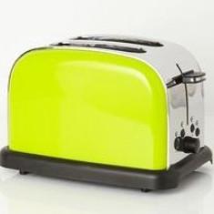 Prajitor de paine Essentials Lime, 2 Felii, max 1050W - Toaster