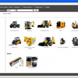 Jcb Service Parts Pro 1.18 2015 Catalog Piese, Service Manuale, Scheme Electrice - Manual auto