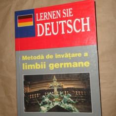Metoda de invatare a limbii germane an 2002/294pag- W.Klatt - Curs Limba Germana Altele