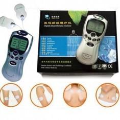 Aparat masaj fizioterapie electrostimulare - produs nou - Echipament de masaj