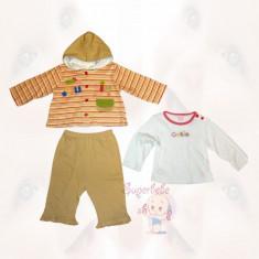 Compleu - Cutie - Hainute bebelusi