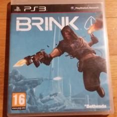PS3 Brink - joc original by WADDER - Jocuri PS3 Bethesda Softworks, Shooting, 16+, Single player