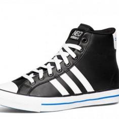 Adidas Womens VLNEO 3 Stripes MID AHQ38695 - Ghete dama Adidas, Marime: 40, 40.5