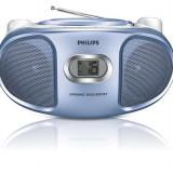 Radio cu CD Philips AZ105N/12, 2 x 1 W RMS, stereo - Combina audio