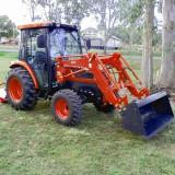 Tractor nou, 4x4 de 49CP cu cadru Kioti LX500L, Korea de Sud