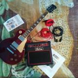 Set chitara electrica SX EF3D-TWR