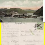Insula Ada Kaleh - rara - Carte Postala Banat 1904-1918, Circulata, Printata