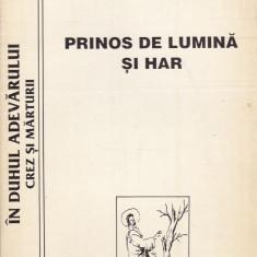 Pan M. Vizirescu - Prinos de lumina si har - 342395 - Carte poezie