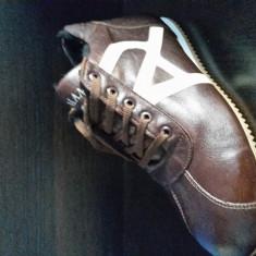 Armani jeans - Ghete barbati Armani, Marime: 40, Culoare: Maro