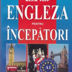 Maxim Popp - Engleza pentru incepatori - 631514 - Ghid de conversatie niculescu