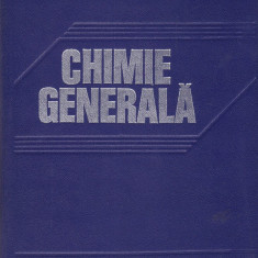 Costin D. Nenitescu - Chimie generala - 588022 - Carte Chimie