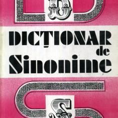 Gheorghe Bulgar - Dictionar de sinonime - 388376 - DEX