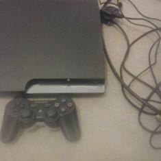 Consola PS3 SLIM 320 GB + MINECRAFT +43 Filme - PlayStation 3 Sony
