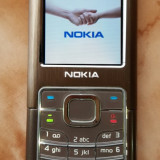 Nokia 6500 classic - Telefon Nokia, Auriu, 1GB, Neblocat, Single core, 1 GB