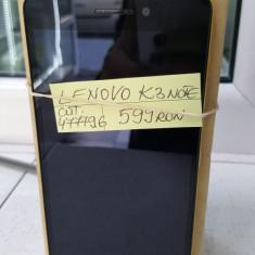 LENOVO K3 NOTE (LM03) - Telefon mobil Lenovo, Galben, 16GB, Neblocat, Dual SIM, Octa core