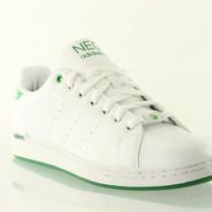 Adidas Neo Vintage - Adidasi barbati, Marime: 40, Culoare: Alb