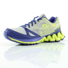 Pantofi sport pentru femei Reebok Zigtech (REB-30001-BLU) - Adidasi dama Reebok, Marime: 37, 38, 39, 40, 41, Culoare: Albastru
