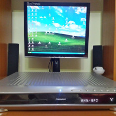 Amplificator amplituner-home cinema 5.1 Pioneer + subwoofer-intrare optica - Combina audio