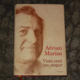 Adrian Marino - Viata unui om singur - Polirom format XXL 2+1 gratis RBK20065 - Istorie