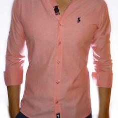 Camasa Polo by Ralph Lauren - camasa slim fit camasa ralph camasa roz - Camasa barbati, Marime: S, M, XL, Culoare: Din imagine